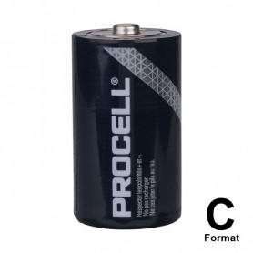 Duracell, PROCELL (Duracell Industrial) C/LR14 alkalinebatterij, C D 4.5V XL formaat, NK446-CB, EtronixCenter.com