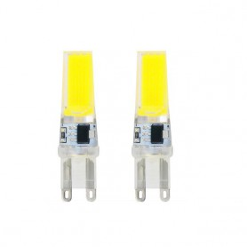 Oem - G9 10W Cold White COB LED Lamp - Dimmable - G9 LED - AL191-CB