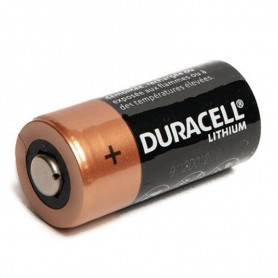 Duracell, Duracell CR123A CR123 3V lithium battery, Other formats, NK048-CB, EtronixCenter.com