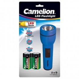 Camelion - Camelion flashlight including 2x D R20 batteries - Flashlights - BS347-CB