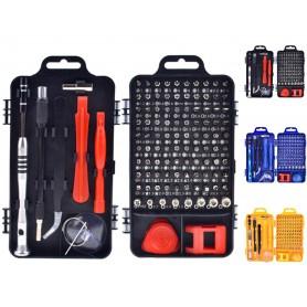 110 in 1 Screwdriver Multi Set Computer Phone Repair Hand Tools