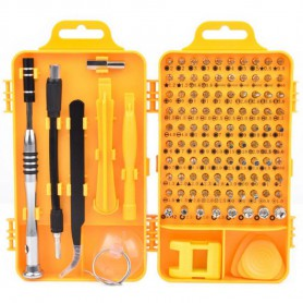 NedRo, 110 in 1 Screwdriver Multi Set Computer Phone Repair Hand Tools, Screwdrivers, AL573-CB