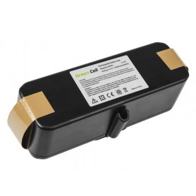 Green Cell, Battery for iRobot Roomba 500 630 series 14.4V 6000mAh Ni-MH, Electronics batteries, GC071