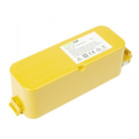 Green Cell, Battery for iRobot Roomba 400 410 4000 4905 series 14.4V 3500mAh Ni-MH, Electronics batteries, GC072