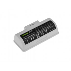 Green Cell - Power Tool Battery for iRobot Braava Jet 240 BC674 4446040 3.6V 3000mAh Ni-MH - Electronics batteries - GC077
