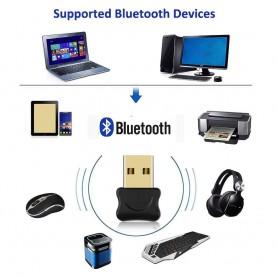 NedRo - Bluetooth V4.0 USB Dongle Adapter - Wireless - AL246-CB