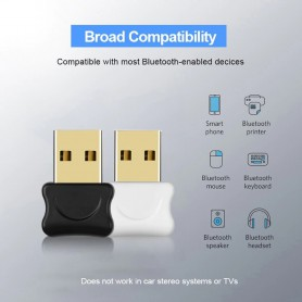 Oem - Bluetooth V4.0 USB Dongle Adapter - Wireless - AL246-CB