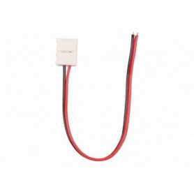 Oem - 10mm 2 Needle Pin Cable Connector for IP65 LED Strips (5 Pieces) - LED connectors - LSCC30