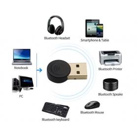 NedRo - Bluetooth V4.0 USB Dongle Adapter - Wireless - AL1083