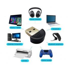NedRo - Bluetooth V4.0 USB Dongle Adapter - Wireless - AL1087