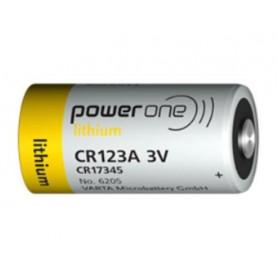 Varta - CR123A PowerOne - 3V Lithium battery - Other formats - NK447