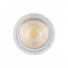 Oem - LED Spot MR16 5W 3000K AC/DC 12V COB Warm White - MR16 LED - AL1091-CB
