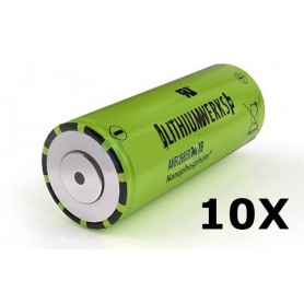 Lithium Werks - Lithium Werks (Formerly A123 Systems) ANR26650M1-B 2500mAh - 70A LifePo4 - Other formats - NK141-CB www.NedRo.us