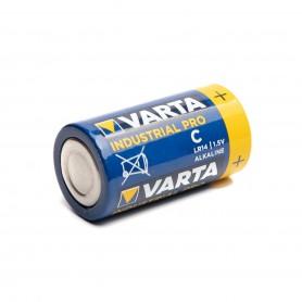 Varta - 20 x Varta Industrial LR14 C alkaline battery 7800mAh - Size C D 4.5V XL - NK449 www.NedRo.us