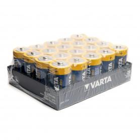 Varta - Varta Industrial PRO LR14 C alkaline battery 7800mAh - Pack of 20 pieces - Size C D 4.5V XL - NK449