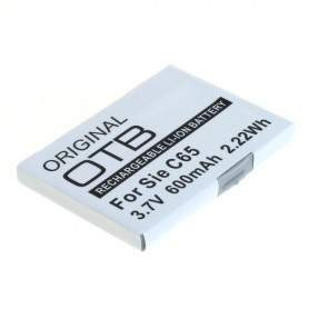 OTB - Battery for Siemens C65/AX75/CF75 3.7V 600mAh - Siemens phone batteries - ON6299