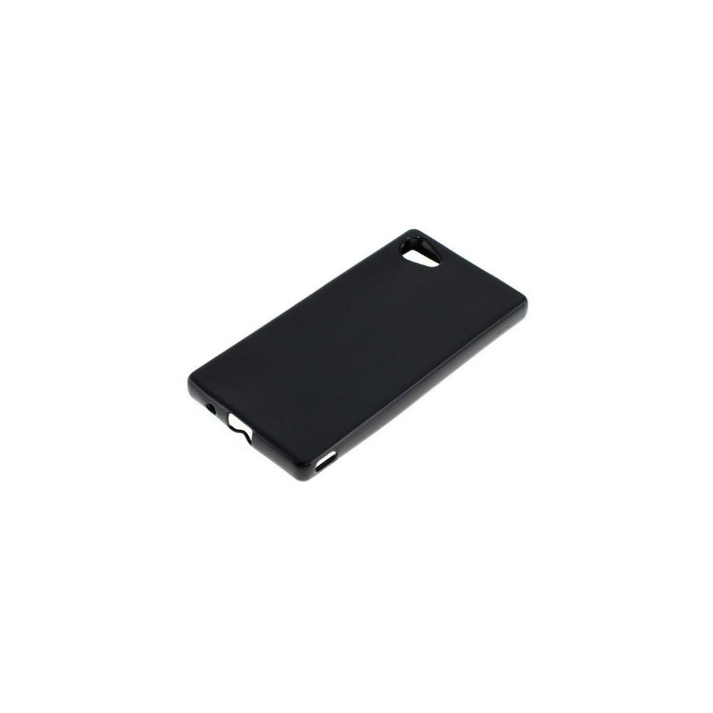 OTB - TPU Case voor Sony Xperia Z5 Compact zwart ON2023 - Sony - Ericsson telefoonhoesjes - ON2023 www.NedRo.nl