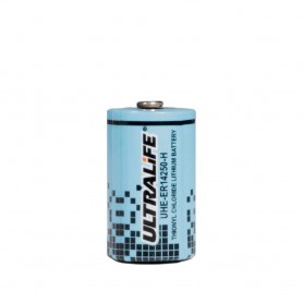 Ultralife - Ultralife ER14250-H / 1 / 2AA Lithium battery 3.6V 1200mAh - Other formats - NK461 www.NedRo.us