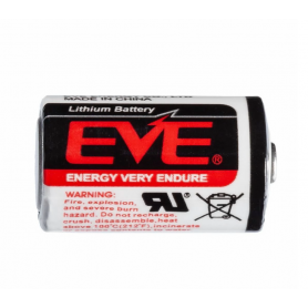 EVE - EVE ER14250 / 1 / 2AA Lithium battery 3.6V 1200mAh - Other formats - NK462 www.NedRo.us