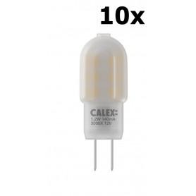 Calex - Calex LED G4 12V 1,2W 100lm 3000K frosted - G4 - CA0152-CB www.NedRo.us
