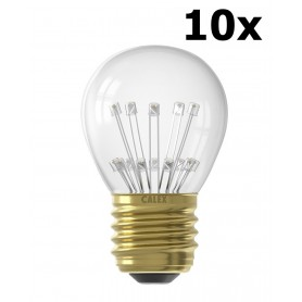 Calex - Pearl LED lamp E27 70lm 240V 1W 2100 K - E27 LED - CA0195-CB www.NedRo.us