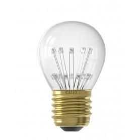 Calex, Pearl LED lamp E27 70lm 240V 1W 2100 K, E27 LED, CA0195-CB
