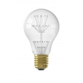 Calex, Pearl LED lamp E27 136lm 220-240V 1.5W 2100K, E27 LED, CA0196-CB