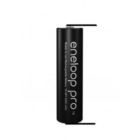 Eneloop - Panasonic Eneloop PRO AA HR6 Rechargeable with U-tag - Size AA - NK467-CB