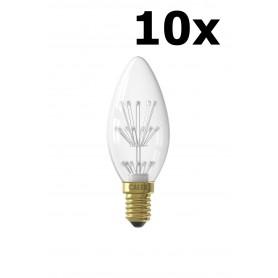 Calex - Pearl LED lamp E14 70lm 240V 1.1W 2100 K - E14 LED - CA0197-CB