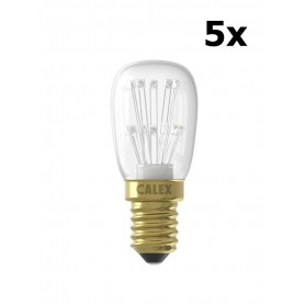 Calex - Pearl LED lamp 220-240V 1W E14 2100K - E14 LED - CA0193-CB