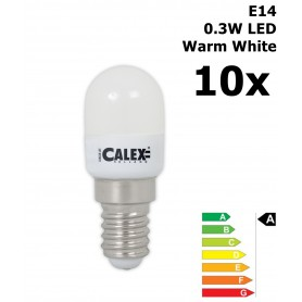 Calex - Calex LED lamp 240V 0.3W E14 2700K Warm White - E14 LED - CA038-CB www.NedRo.us