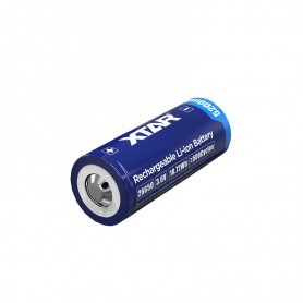 XTAR - XTAR 26650 Rechargeable Lithium battery 3.6 V - 5000mAh (protected) - 7A - Other formats - BL323-CB www.NedRo.us
