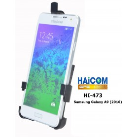 Haicom, Haicom phone holder for Samsung Galaxy A9 (2016) HI-473, Bicycle phone holder, FI-473-CB