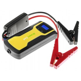 Green Cell - Multi-Functional Car Jump Starter and Portable Power Bank 11100mAh - Energy storage - GC086