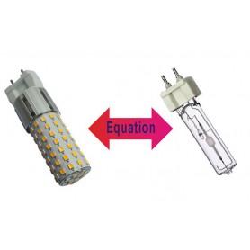 Oem - LED G12 Warm White Corn Light 20W 2400Lm - G12 LED - AL1089