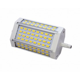 Oem - R7S 118mm 30W 64x SMD 5730 LED Lamp Warm white - Dimmable - Tube lamps - AL1090-WWD