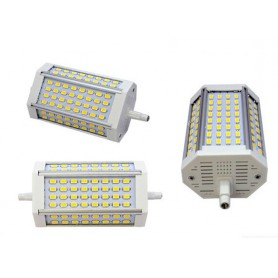 NedRo - R7S 118mm 30W 64x SMD 5730 LED Lamp White - Dimmable - Tube lamps - AL1090-WD