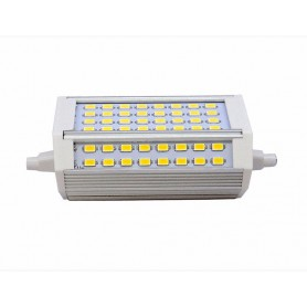 NedRo - R7S 118mm 30W 64x SMD 5730 LED Lamp Cold white - Dimmable - Tube lamps - AL1090-CWD