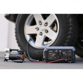 Noco Genius - Noco Genius Boost Max GB500 jumpstarter 12V/24V - 20000A - Battery chargers - GB500