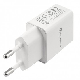 EverActive - EverActive 1xUSB 5V/ 2.4A AC charger - Ac charger - BL327