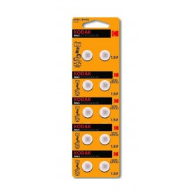 Kodak Max G10 / LR54 / 189 / AG10 button cell battery
