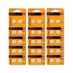 Kodak - Kodak Max G10 / LR54 / 189 / AG10 button cell battery - Button cells - BS381-CB