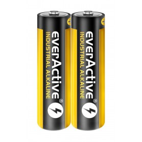 EverActive - 40x everActive Industrial LR6/AA Alkaline 1.5V 2700mAh - Size AA - BL340