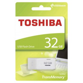 Toshiba - 32GB Toshiba U202 USB 2.0 Pendrive Memory Stick Flash Disk Drive - SD and USB Memory - BL344