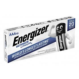 AAA L92 Energizer Ultimate Lithium 1250mAh 1.5V