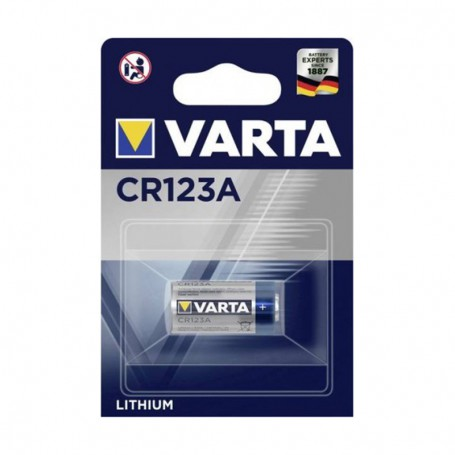 Varta - Varta Professional CR123A 6205 LITHIUM 1600mAh - Other formats - ON3221-CB
