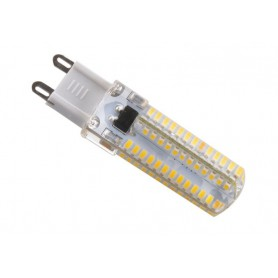 Oem - G9 10W Cold White 96LED SMD3014 LED Lamp - Not dimmable - G9 LED - AL300-9CW-CB