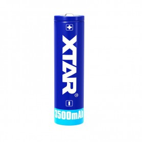 Xtar 3500mAh 3.7V 18650 PCB PROTECTED battery