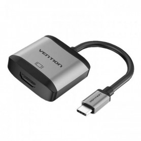 Vention - USB-C C Type USB C To HDMI Female Adapter - USB adapters - V112