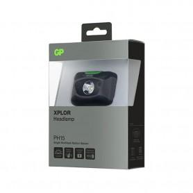 GP - GP XPLOR PH15 headlamp with motion sensor - Flashlights - BL353